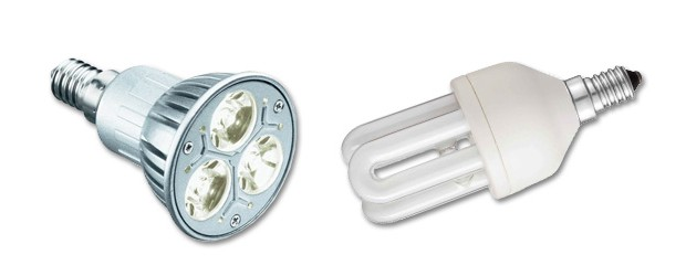 led strahler und birnen im vergleich zu energiesparlampen energie sparen aktuell. Black Bedroom Furniture Sets. Home Design Ideas